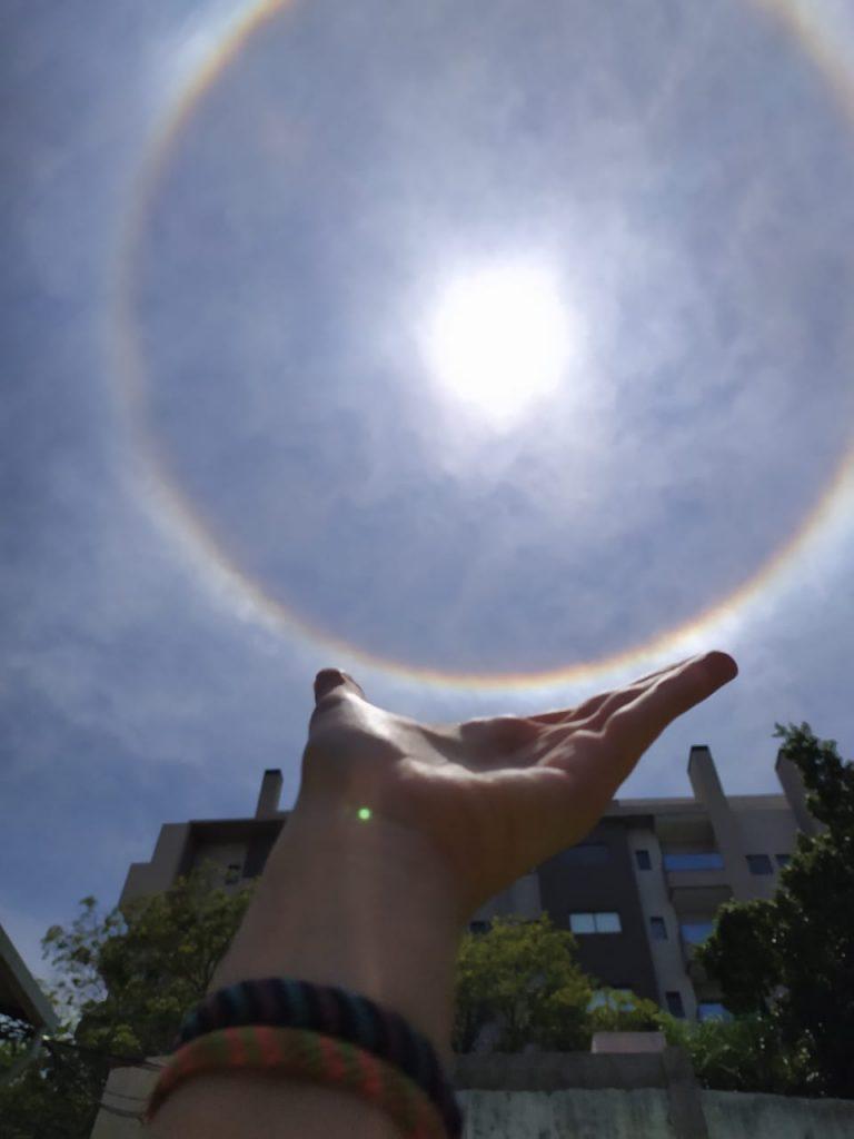 Espectaculo En El Cielo Que Es El Halo Solar Y Por Que Se Produce Megacadena Ultimas Noticias De Paraguay